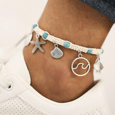 Stylish Charming Alloy Anklets