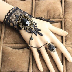 Halloween Alloy Lace With Lace Bracelets 1 PC