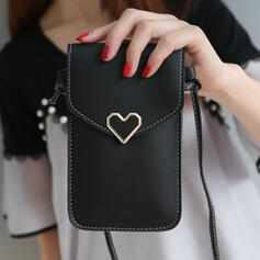 Pretty/Cute/Solid Color/Simple Clutches/Shoulder Bags