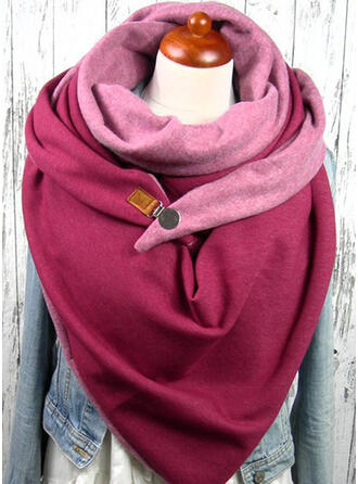 Solid Color fashion/Warm/Multi-functional Scarf