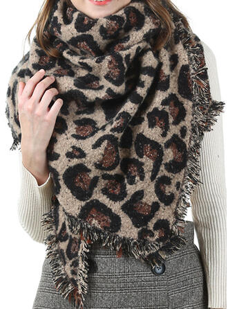 Leopard fashion/Warm Scarf