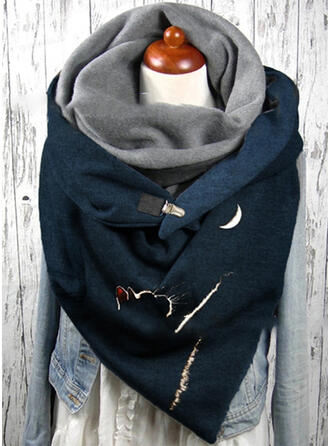 Solid Color/Animal attractive/fashion Scarf