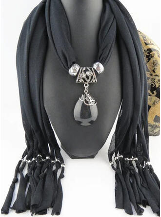 Solid Color/Retro/Vintage/Tassel fashion/Boho/Skin-Friendly Scarf