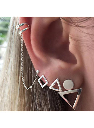 Exquisite Sexy Alloy Earrings